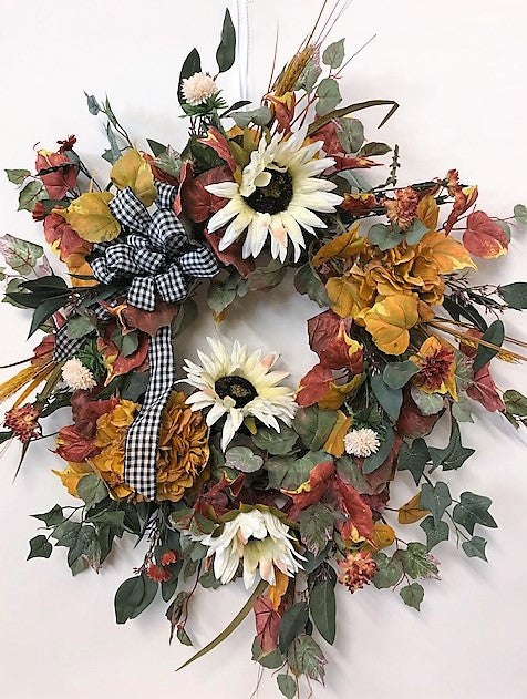 Gallery/Harv171 - April's Garden Wreath