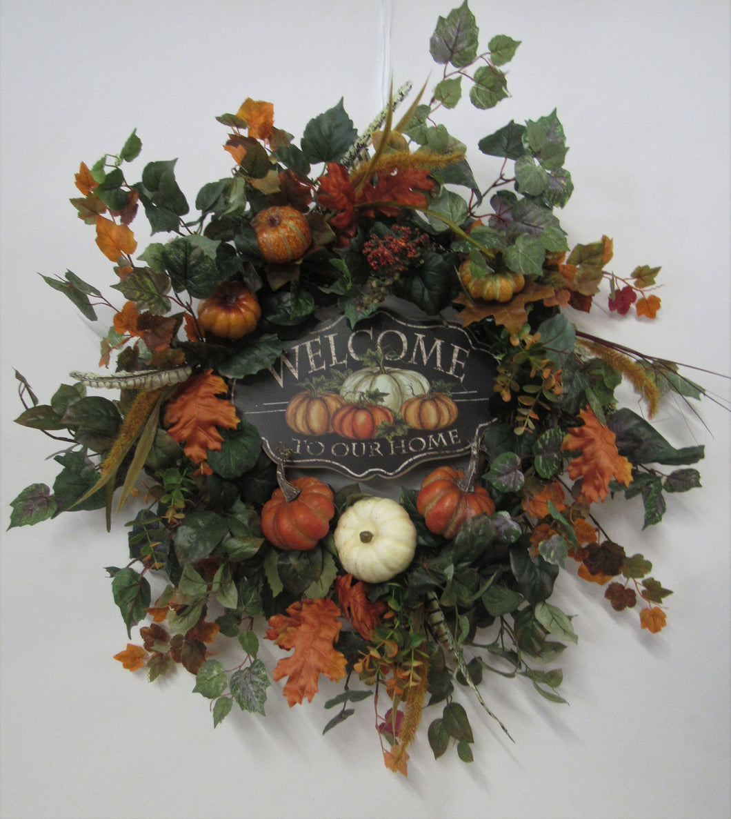 Gallery/Harv182 - April's Garden Wreath