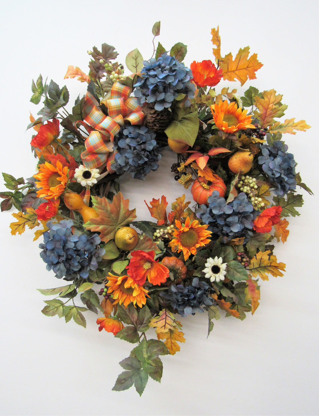 Gallery/Harv21 - April's Garden Wreath