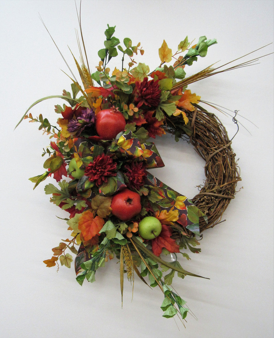 Gallery/Harv24 - April's Garden Wreath