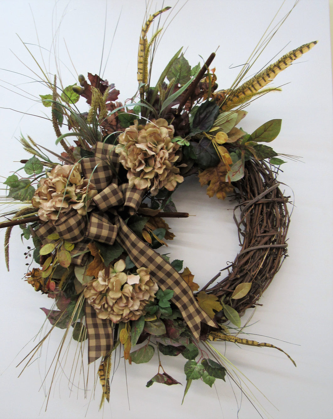 Gallery/Harv25 - April's Garden Wreath