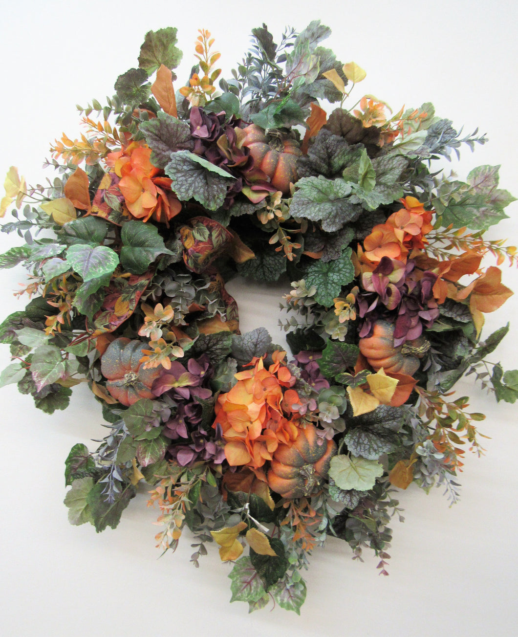 Gallery/ Harv64 - April's Garden Wreath