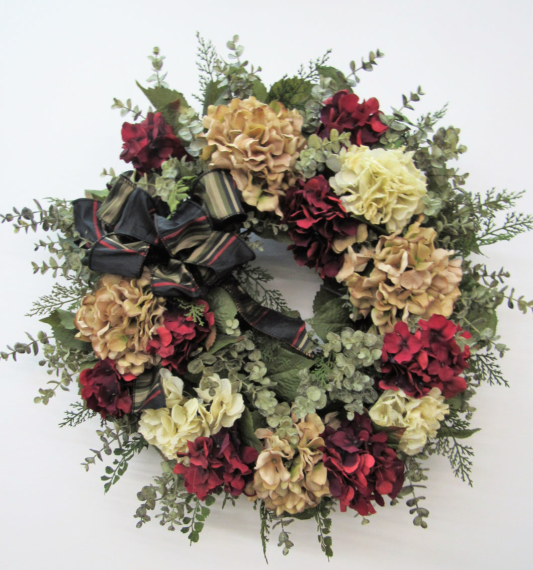 Gallery/Harv68 - April's Garden Wreath