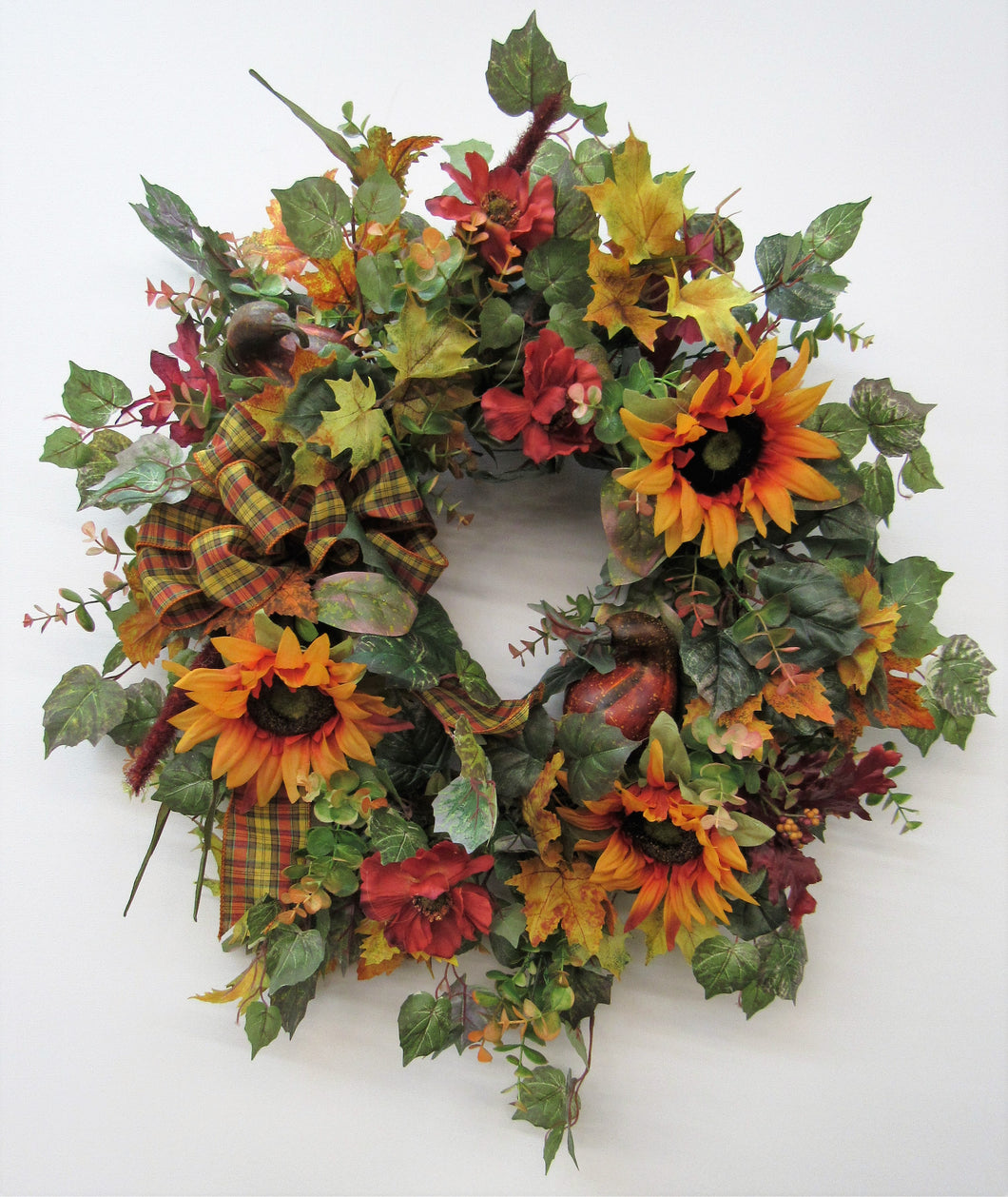 Gallery/Harv69 - April's Garden Wreath