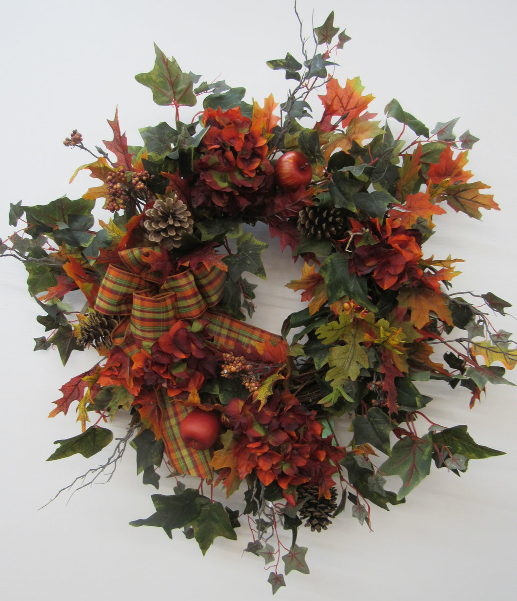 Gallery/Harv76 - April's Garden Wreath