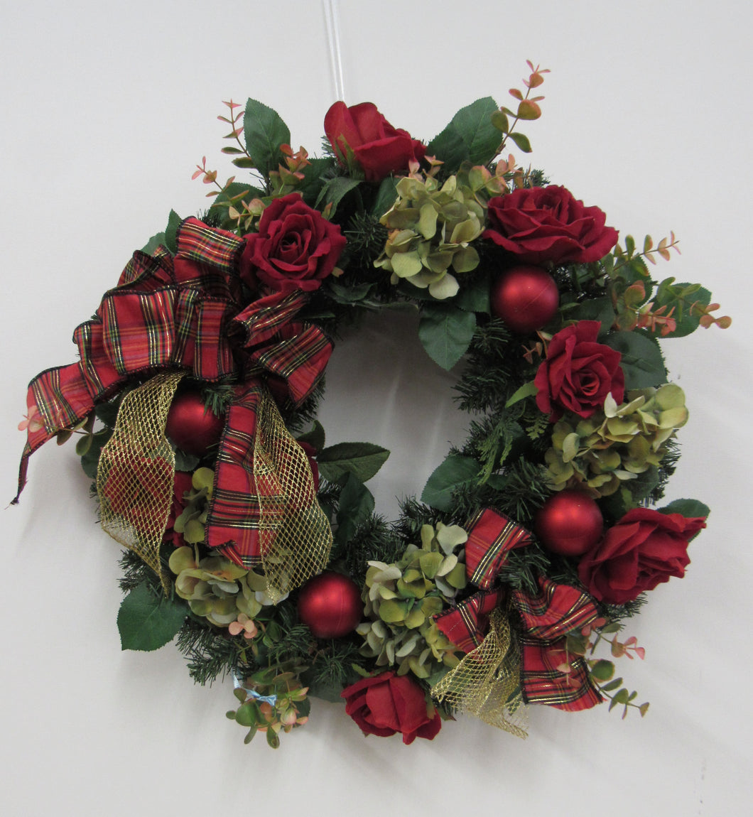 Gallery/Hol134 - April's Garden Wreath