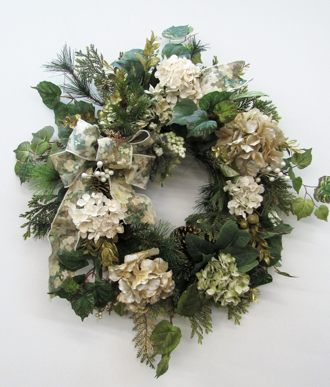 Gallery/Hol34 - April's Garden Wreath