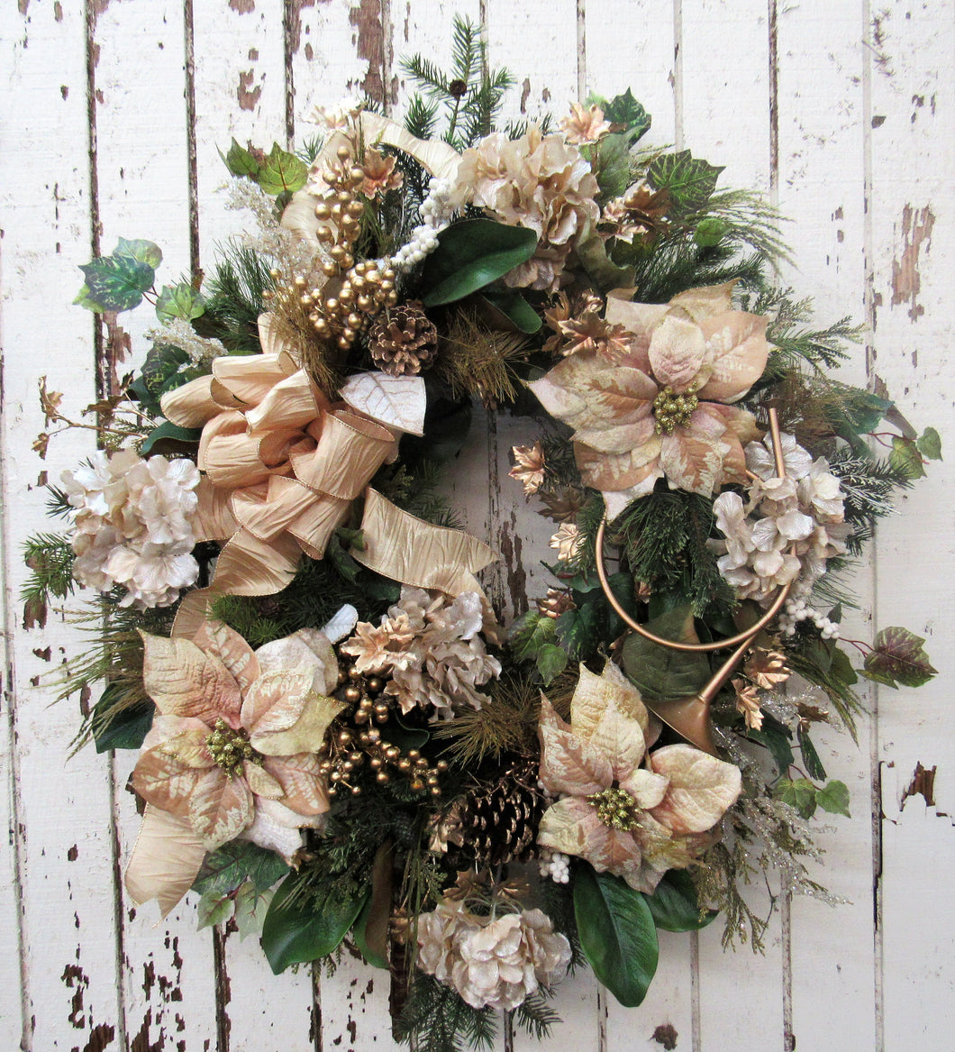 Gallery/Hol6 - April's Garden Wreath