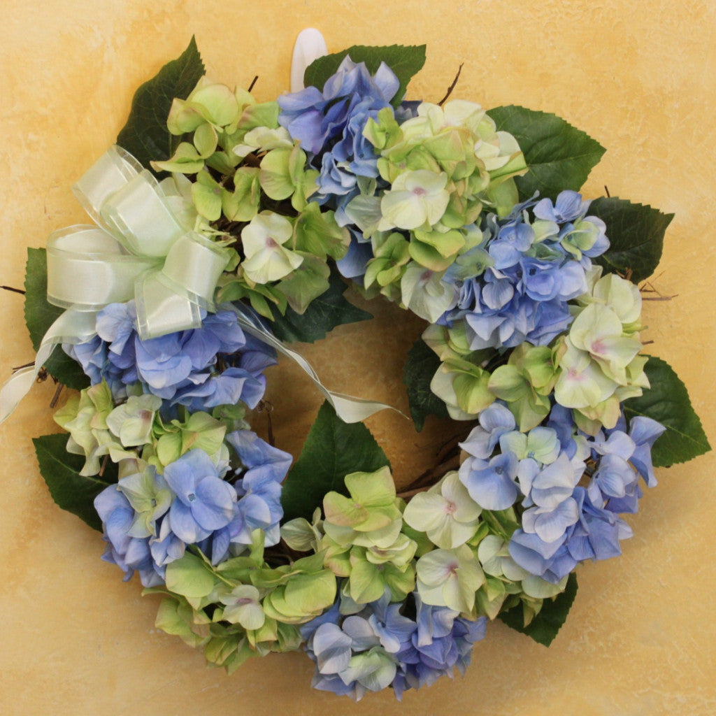 Gallery SPW48 - April's Garden Wreath
