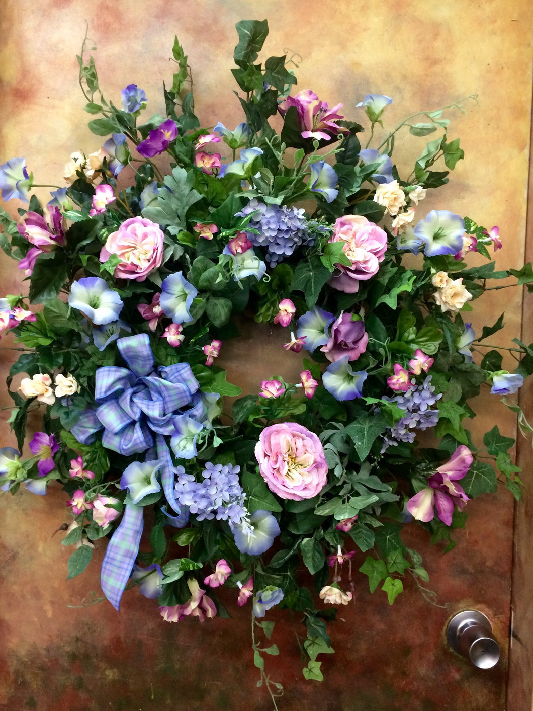 Gallery SW11 - April's Garden Wreath