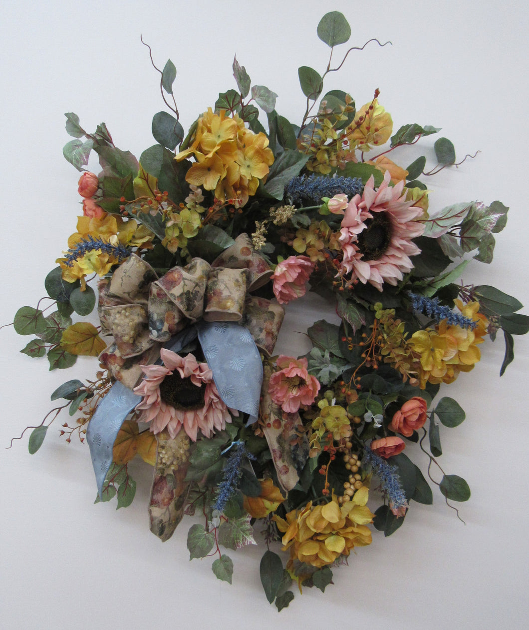 Gallery/ IS03 - April's Garden Wreath