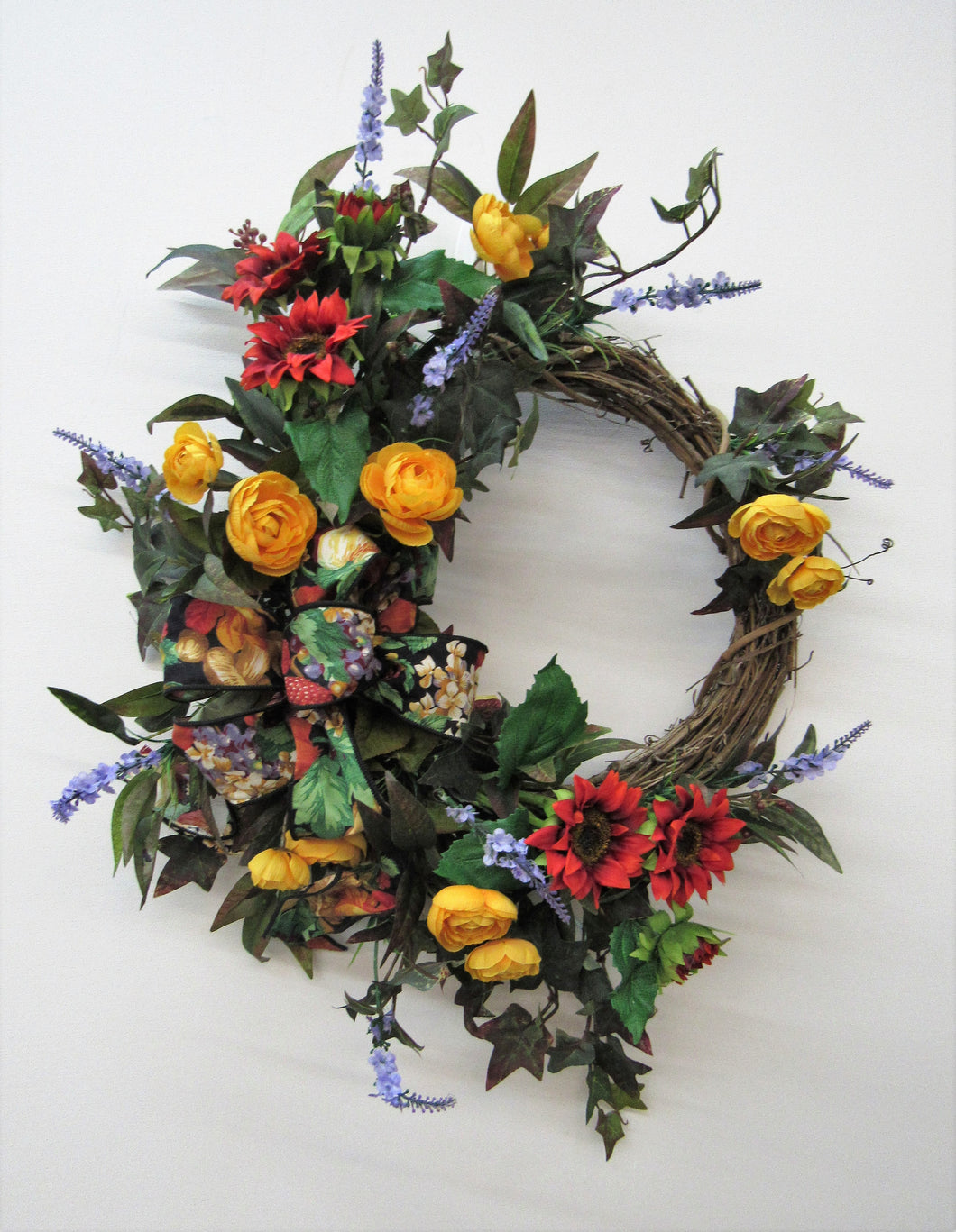Gallery/IS12 - April's Garden Wreath