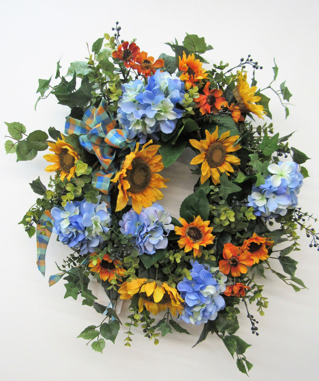 Gallery/IS18 - April's Garden Wreath