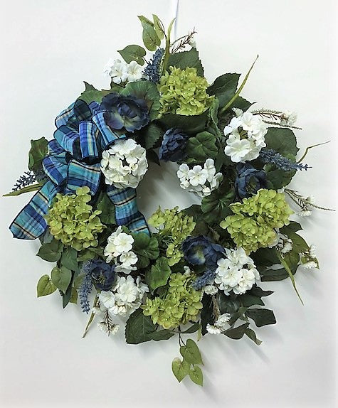 Gallery/IS25 - April's Garden Wreath