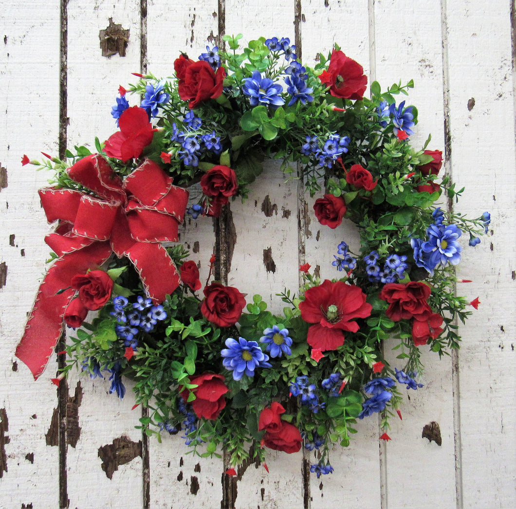 Gallery/Pet11 - April's Garden Wreath