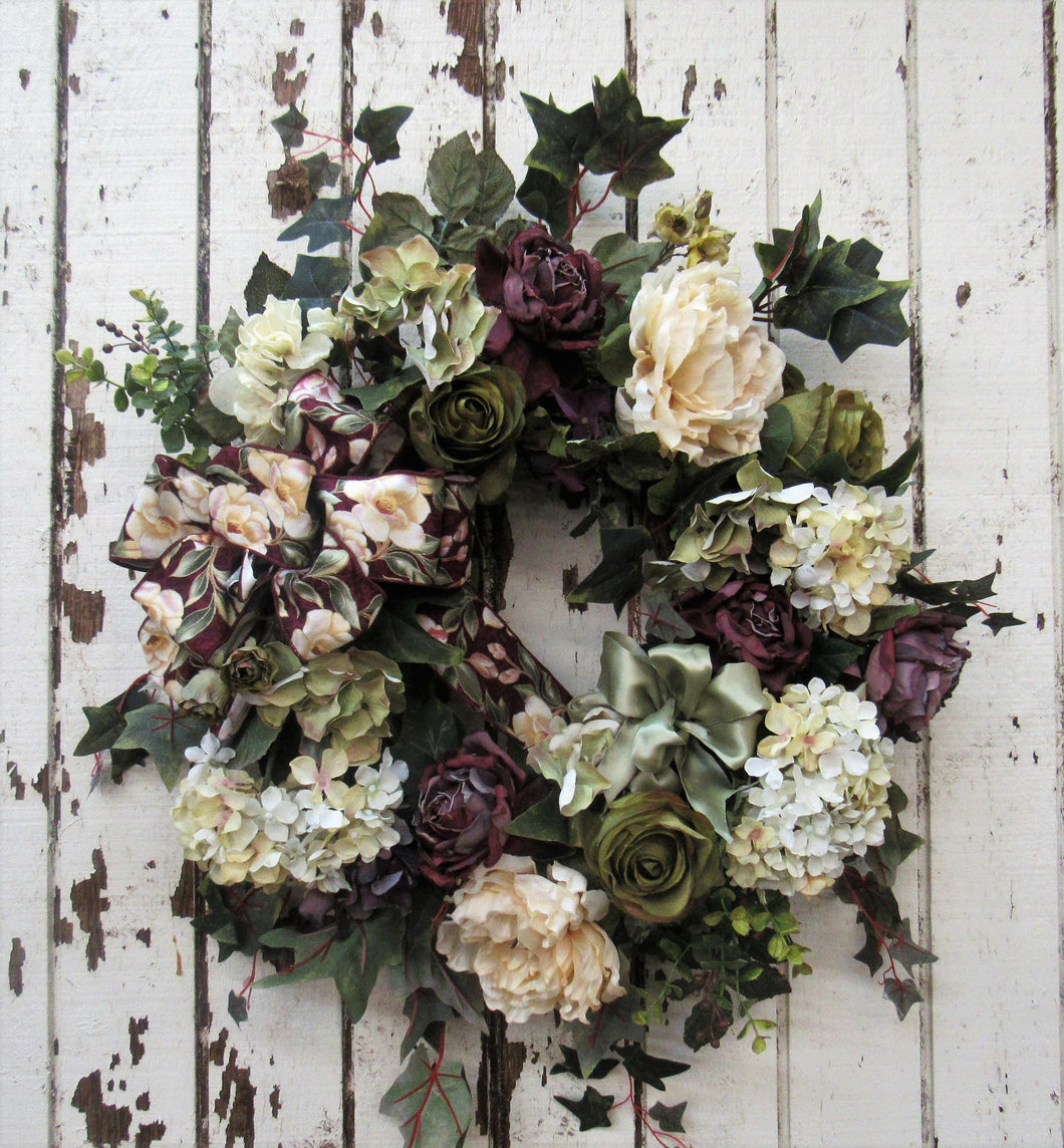 Gallery/Rom09 - April's Garden Wreath
