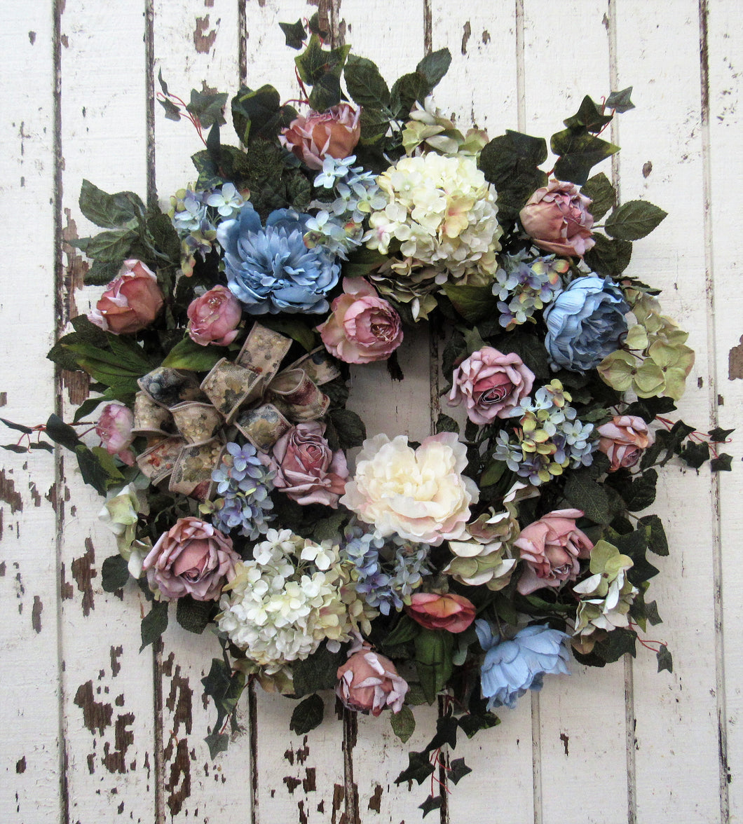 Gallery /Rom12 - April's Garden Wreath