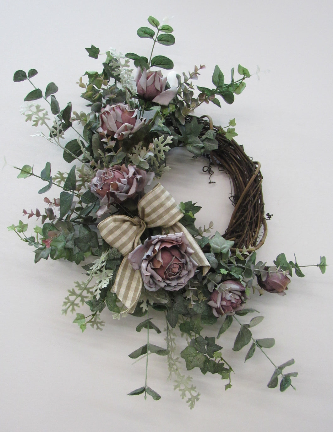 /Rom24 - April's Garden Wreath