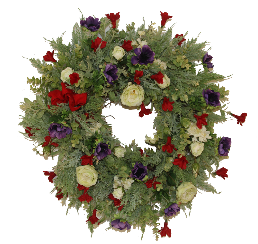 Gallery/SMW13 - April's Garden Wreath