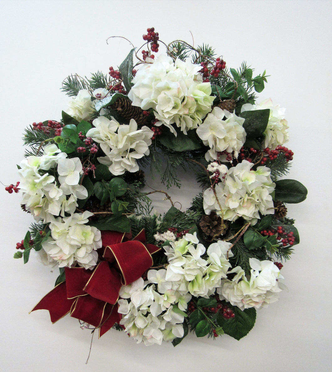 Gallery/Trans32 - April's Garden Wreath