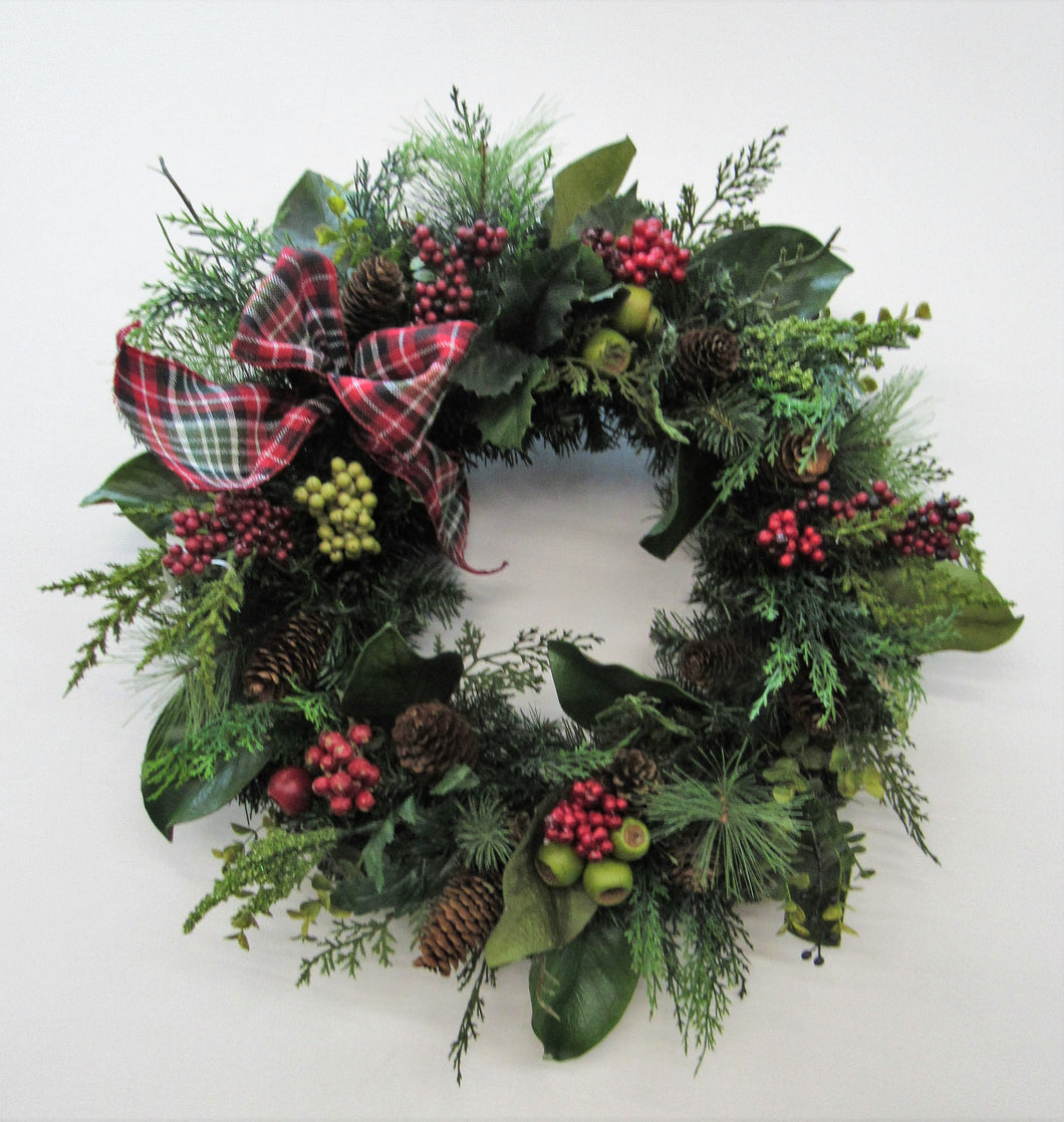 Gallery/Trans58 - April's Garden Wreath