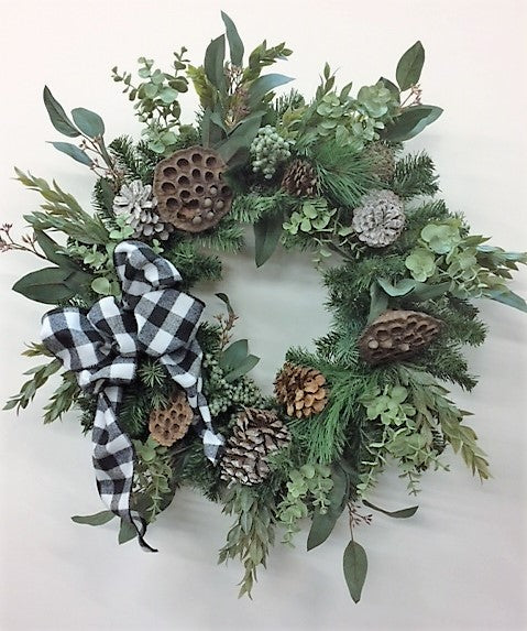 Gallery/Trans75 - April's Garden Wreath