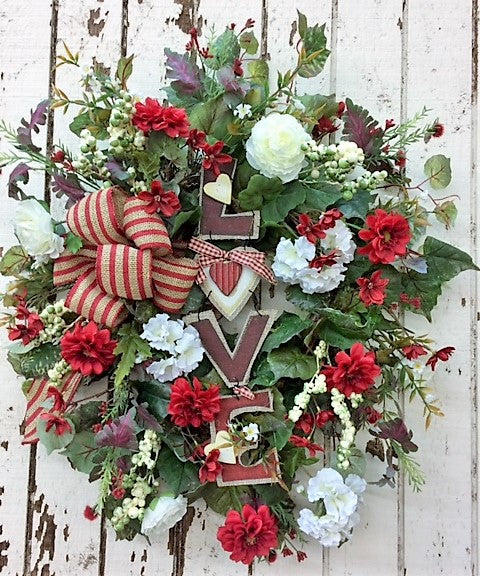 Gallery/Val16 - April's Garden Wreath