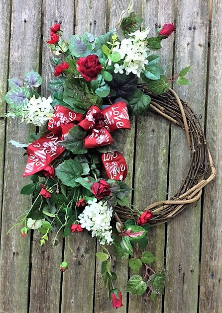 Gallery/Val23 - April's Garden Wreath