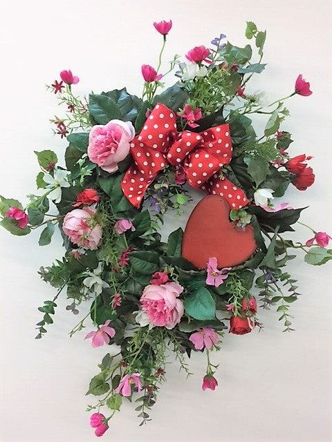 Gallery/Val45 - April's Garden Wreath