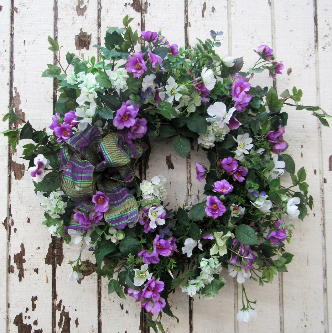 Gallery/Ver16 - April's Garden Wreath