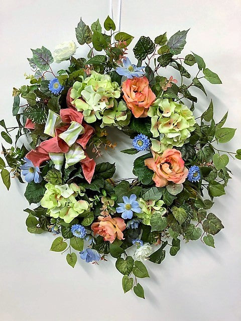 Gallery/Ver75 - April's Garden Wreath