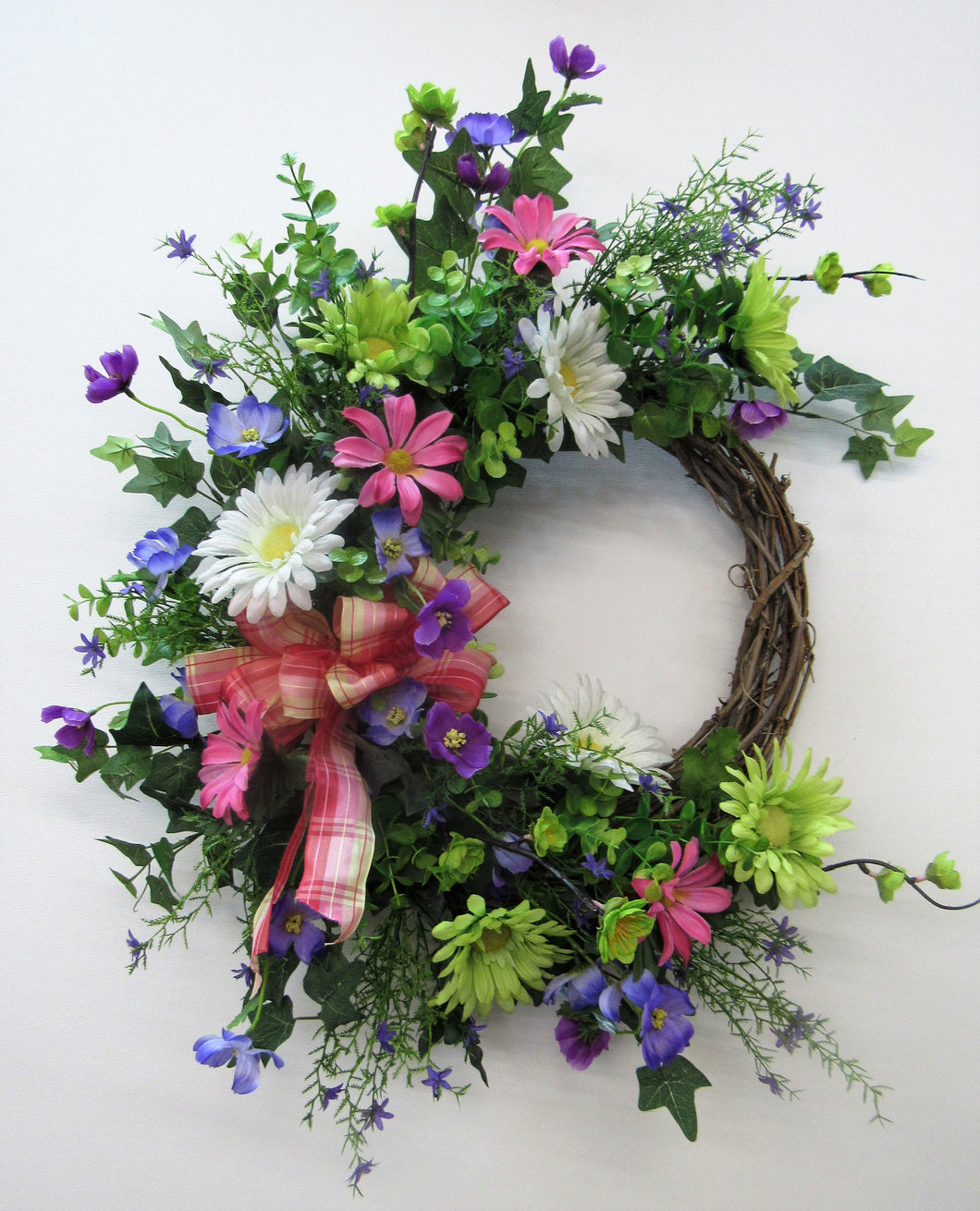 Gallery/Ver83 - April's Garden Wreath
