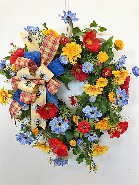 Gallery/Ver98 - April's Garden Wreath