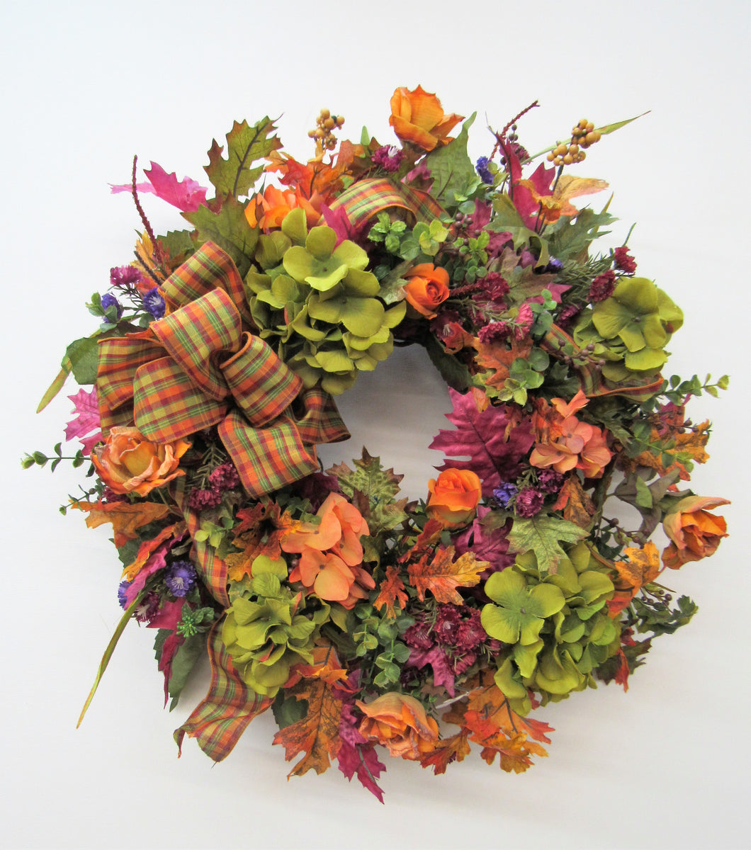 Gallery/Harv71 - April's Garden Wreath