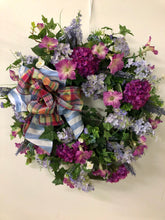 Gallery/ENG46 - April's Garden Wreath