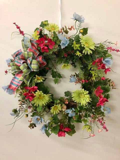Gallery/Ver96 - April's Garden Wreath