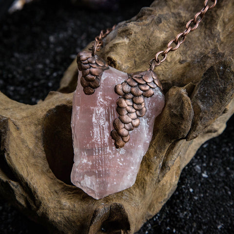 Scaled | Raw Red Calcite