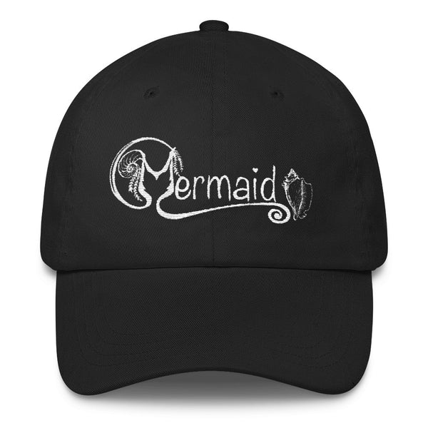 Merbella 'Mermaid' Baseball Cap