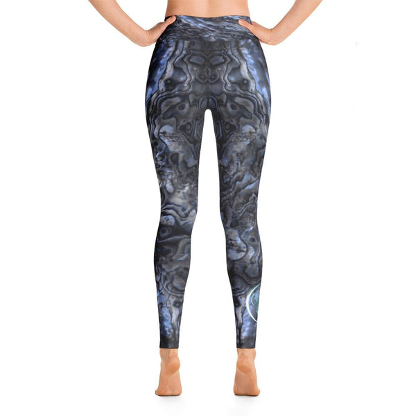 Abalone Obsessed Leggings 'Black'