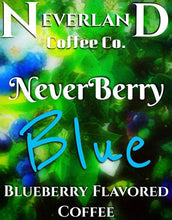 NeverBerry Blue