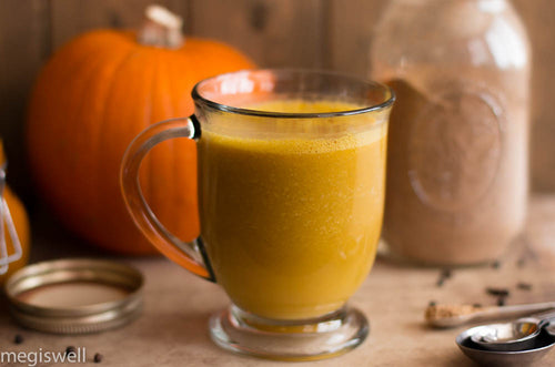 Pumpkin-Spiced Coffee - Seasonal