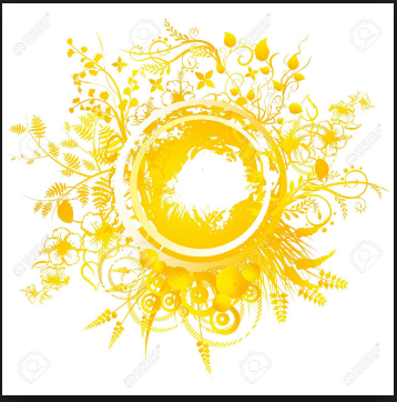 Summer Solstice Greetings ~ Courage, Solar Blessings & Open Hearts