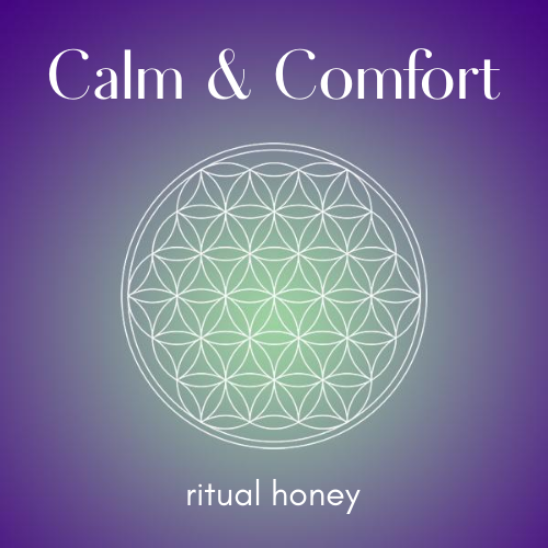Heart's Ease (Calm & Comfort) Honey
