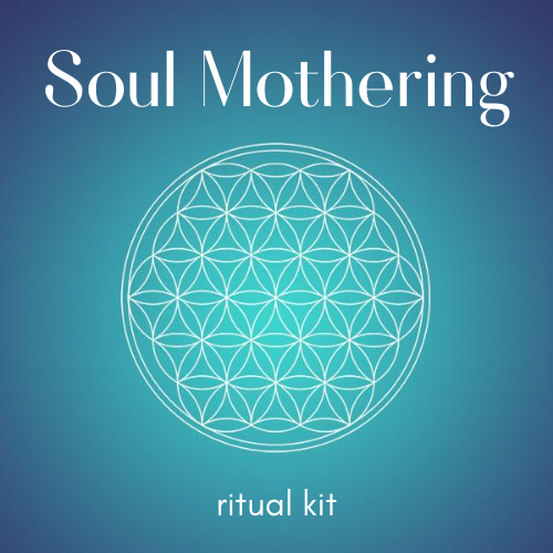 {Radiant Human}  Soul Mothering Ritual Kit.   *Pre-Sale through Friday, 9/18*
