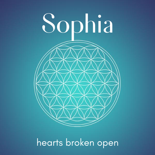 {Radiant Human} Sophia, Hearts Broken Open Essence