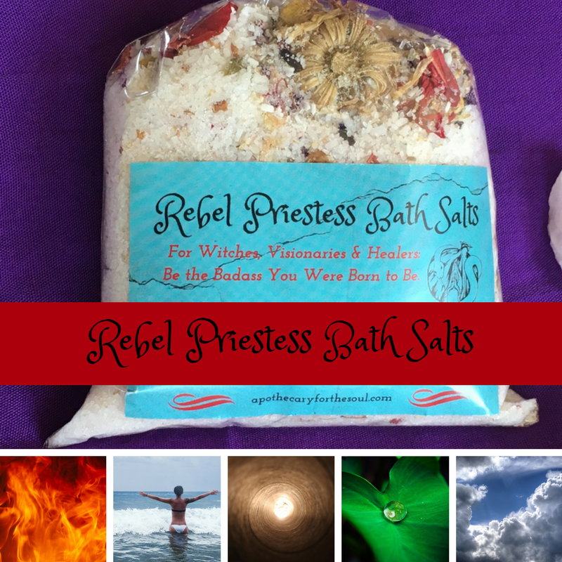 Rebel Priestess Bath Salts
