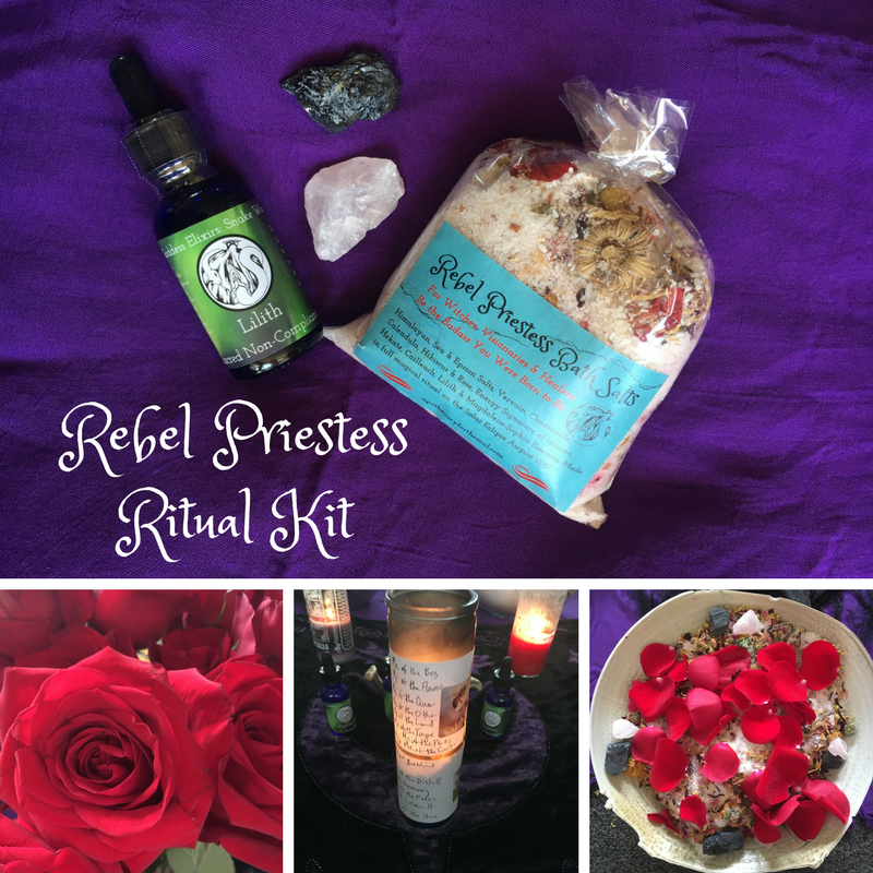 Rebel Priestess Ritual Kit