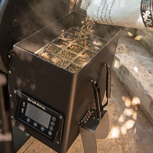Broil King Baron 500 Pellet Smoker and Grill