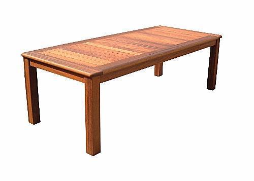 Kwila Prestige 1500 x 900mm Table, Furniture, Swifts