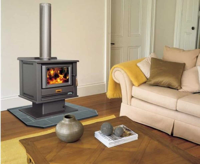 Arrow 1800 Freestanding Woodheater, Heater, Arrow